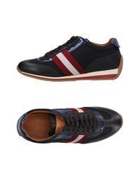 Bally Black Low-tops & Sneakers
