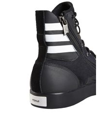 Y-3 Black Sen High for men