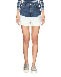Shorts jeans di ViCOLO in Blue
