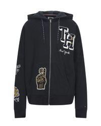 Tommy Hilfiger Black Sweatshirt for men