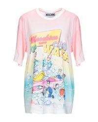 Moschino Pink T-shirt