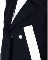 Laura Strambi Blue Coat