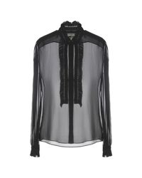 Camisa Roberto Cavalli de color Black