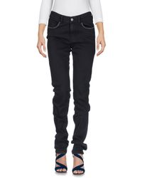 Armani Jeans Blue Denim Pants