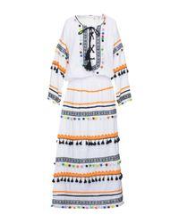 Vestito lungo di Dodo Bar Or in White