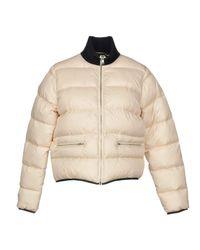 Bellerose White Down Jacket