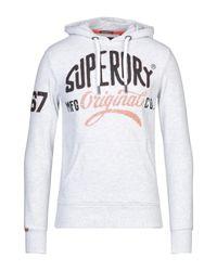 Superdry Sweatshirt in Gray für Herren