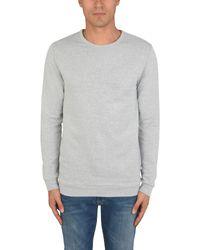 Samsøe & Samsøe Gray Sweatshirt for men
