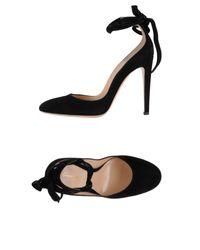 Zapatos de salón Gianvito Rossi de color Black