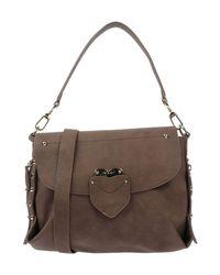 Twin Set Brown Handbag