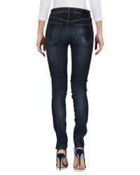 R13 Blue Denim Pants