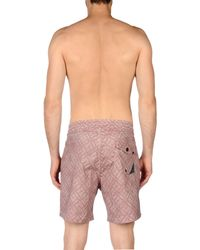 Globe Multicolor Beach Shorts And Pants for men