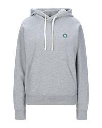 WOOD WOOD Gray Sweatshirt