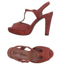L'Autre Chose Multicolor Sandals