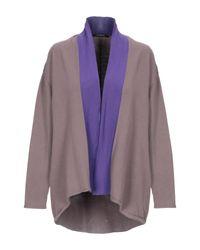 Taviani Purple Strickjacke