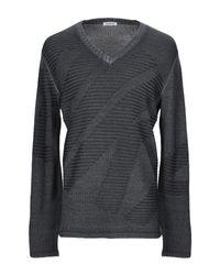 Pullover Bikkembergs pour homme en coloris Gray