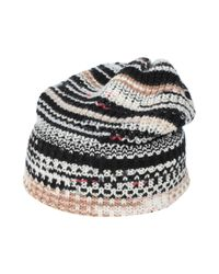 Cappello di Missoni in Black