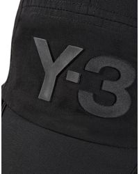 Cappello di Y-3 in Black