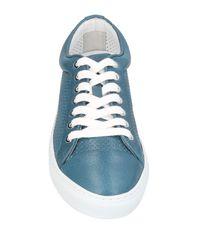 Fabi Blue Low-tops & Sneakers for men