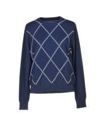 Ballantyne Blue Sweater