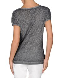 Napapijri Gray T-shirt