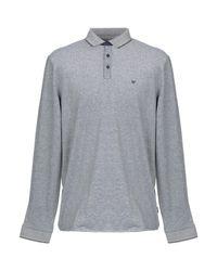 Wrangler Blue Polo Shirt for men