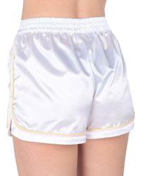 Shorts di Fila in White