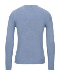 Pullover di X-cape in Blue da Uomo