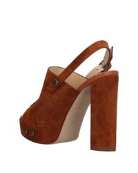 Fabi Brown Sandals
