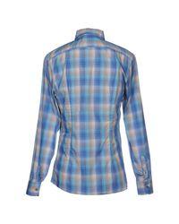 Prada Blue Shirt for men