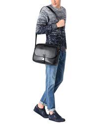 Borsa a mano di Armani Jeans in Black da Uomo