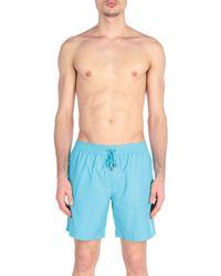 Short de bain Dolce & Gabbana pour homme en coloris Blue