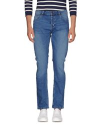 Only & Sons - Blue Denim Pants for Men - Lyst