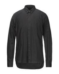 Camicia di CALVIN KLEIN 205W39NYC in Black da Uomo