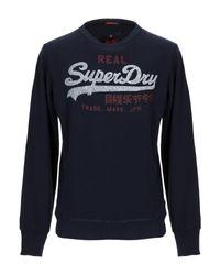 Sweat-shirt Superdry pour homme en coloris Blue