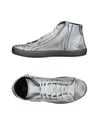 Ovye' By Cristina Lucchi White High-tops & Sneakers