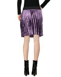 Minigonna di ViCOLO in Purple