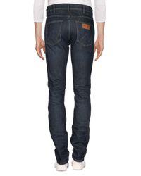 Pantaloni jeans di Wrangler in Blue da Uomo