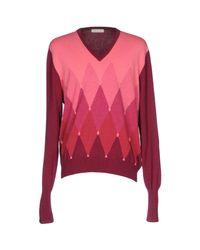 Ballantyne Red Sweater for men