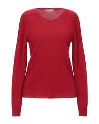Cruciani Red Pullover