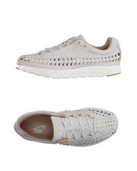 Nike Gray Low-tops & Sneakers