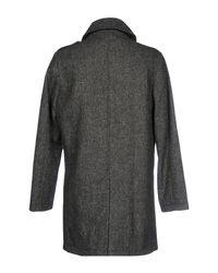 Tommy Hilfiger Gray Coat for men