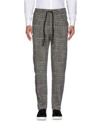 Barena Gray Casual Pants for men