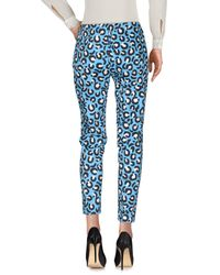 Love Moschino Blue Casual Pants