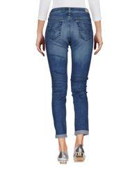 AG Jeans Blue Denim Pants