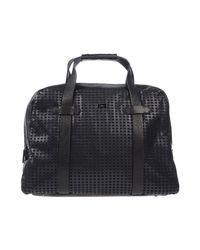John Richmond Black Handbag for men
