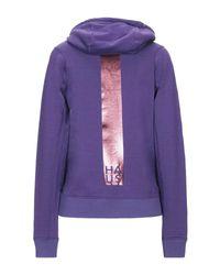 Sudadera Haus By Golden Goose Deluxe Brand de color Purple