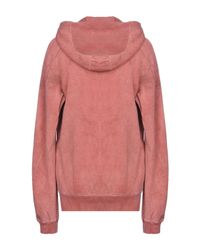 Tom Rebl Pink Sweatshirt for men
