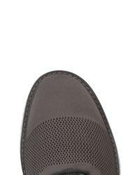 Swims Gray Low-tops & Sneakers for men