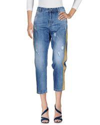 Pantalones vaqueros Berna de color Blue